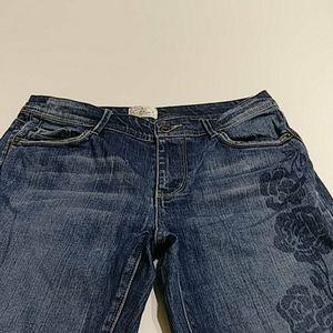 White House Blanc Market Blanc jeans Sz 6R